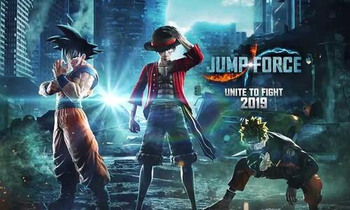 ปล่อยแล้ว ฉากการต่อสู้สุดเดือดในเกมส์ Jump Force