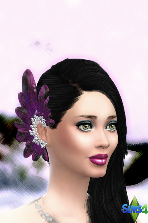 Julia Angel sim4