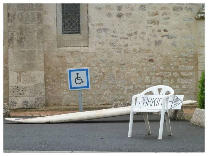 Humour insolite ...