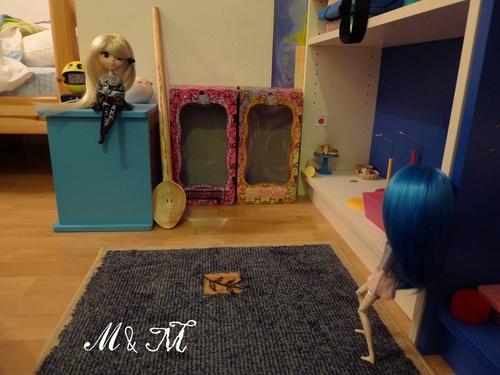 1-Rencontre / M & M