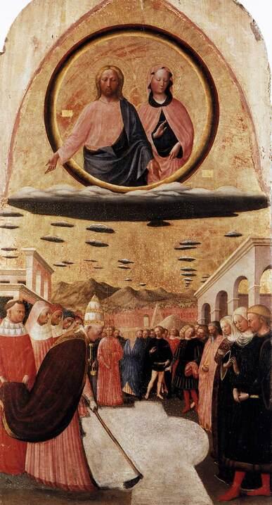 Rome : La basilique Ste Marie Majeure