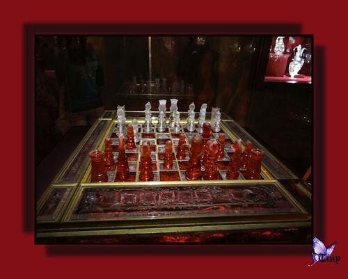 """Baccarat - exposition """"La légende du cristal"""""""