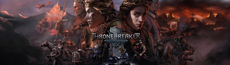 Vidéo : Thronebreaker : The witcher Tales
