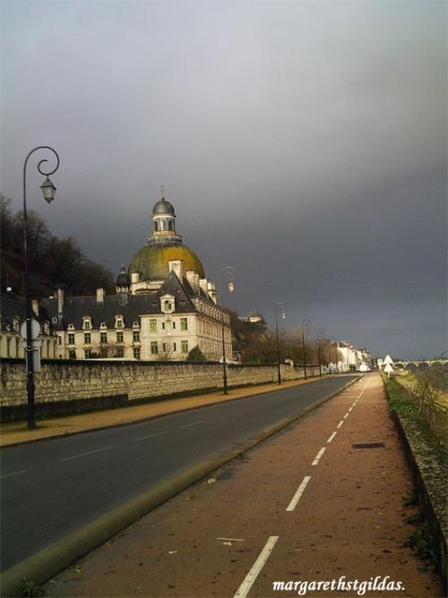 Saumur : Notre-Dame des Ardilliers