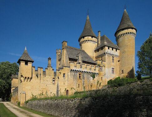 Château de Puymartin — Wikipédia