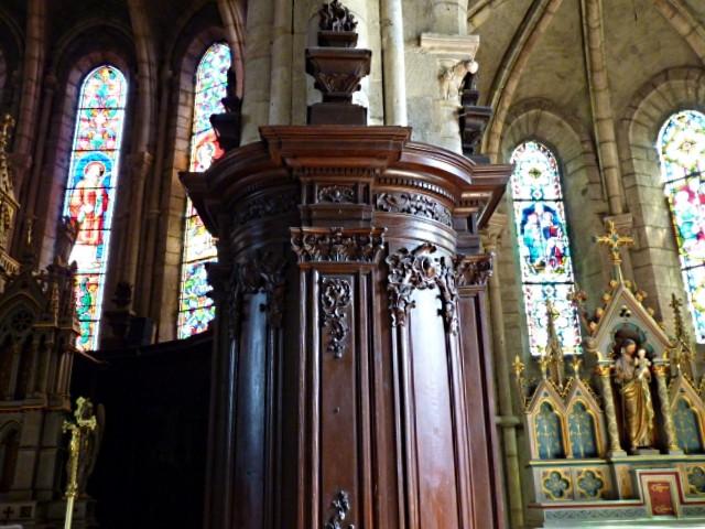 Gorze église Saint-Etienne 19 Marc de Metz 2001
