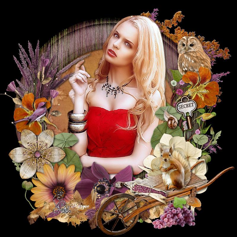 Tutoriel the sweetness of autumn