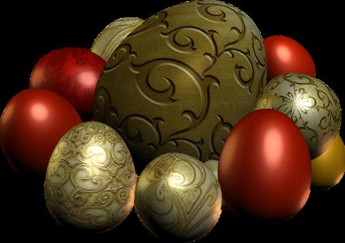 Décors de Pâques