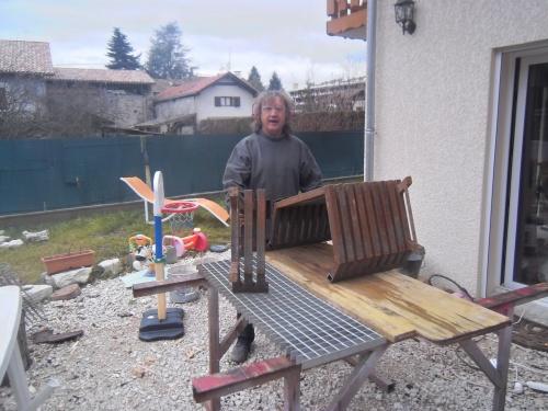 Optimisation de la cheminée(janvier 2012)