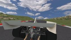 Lucky Strike Scribante McLaren