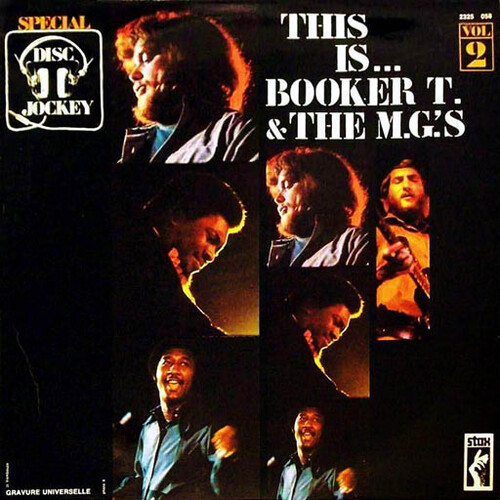 "Special Disc Jockey : Album "" This Is...Booker T. & The MG's Vol 2 "" Stax Records 2325 058 [ FR ]"