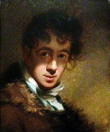 Thomas Sully - Self portrait by Thomas Sully