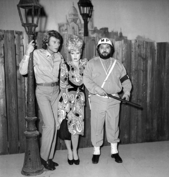 Johnny, Sylvie et Carlos - 1970: