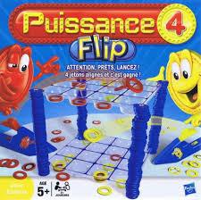 Puissance 4 Flip