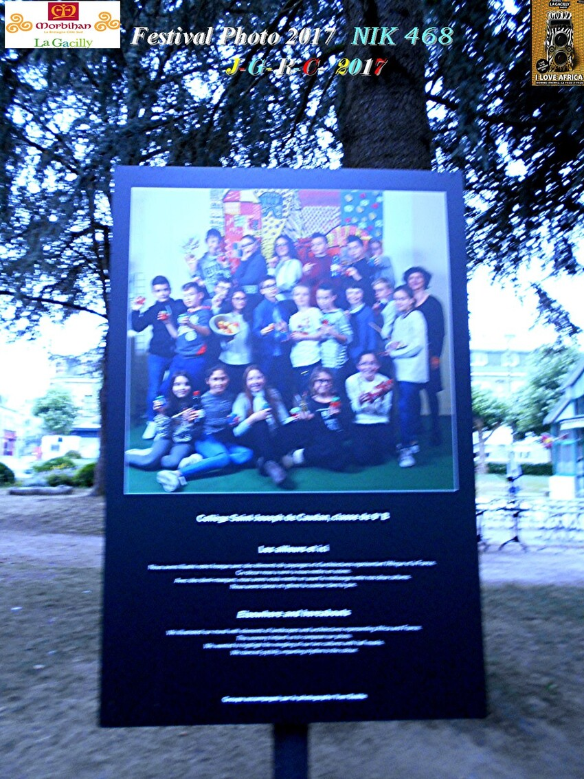 FESTIVAL PHOTO LA GACILLY # GLENAC # LA CHAPELLE GACELINE 2/4    D    06/09/2017
