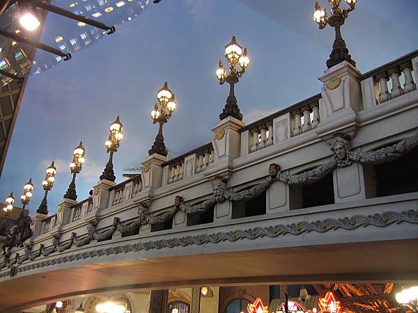 Las Vegas Le Paris pont b