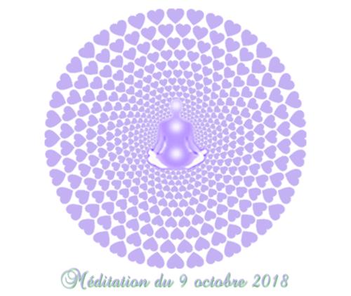 Méditation du 9 octobre 2018