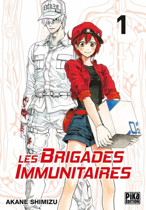 Les brigades immunitaires - Tome 01 - Akane Shimizu