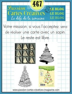 CarteManiak#144 /Passion Cartes Créatives #467 !