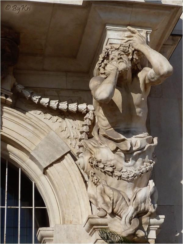 Les Atlantes de Puget ~ Toulon (83) ...