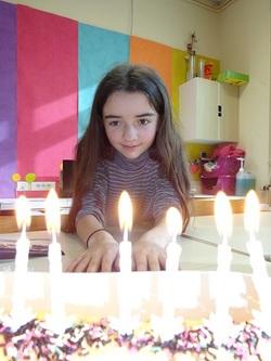 Joyeux anniversaire Armance: 11 ans!!!