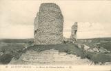 LES REMPARTS DE CHÂTEAU GAILLARD (Eure)