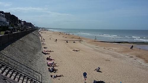 suite cabourg... - la plage