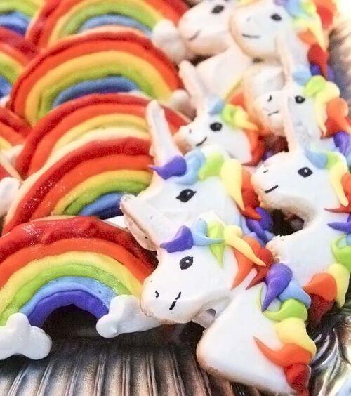 Organisation d'une Fête Arc-en-ciel / Rainbow Party