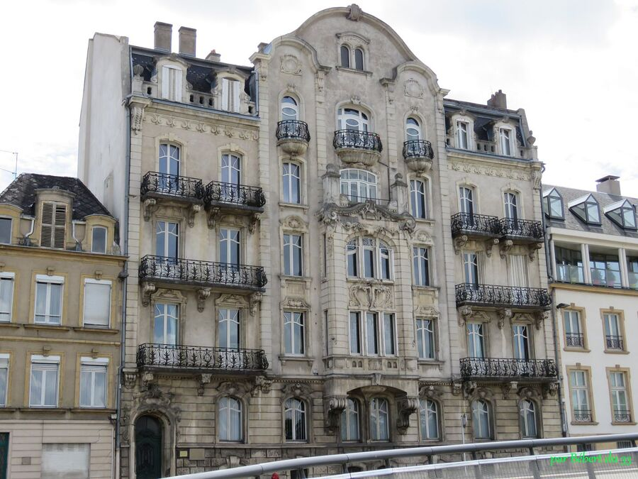 La ville de Metz - 4