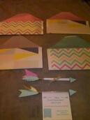 cocooning invitation pastel