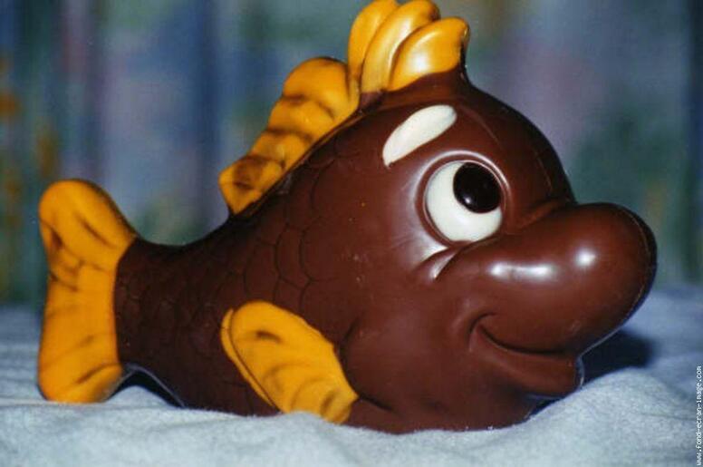 MARSEILLE - Mmiekéké et son Cricri d' amour font des poissons d' avril ha ha ha .