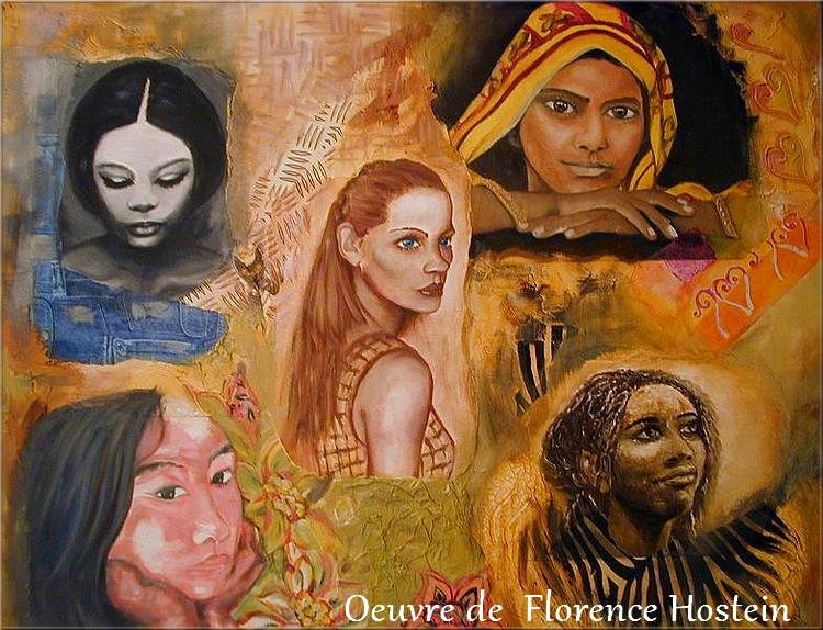 8 Mai 2017 - Journée de la femme, de toutes les femmes