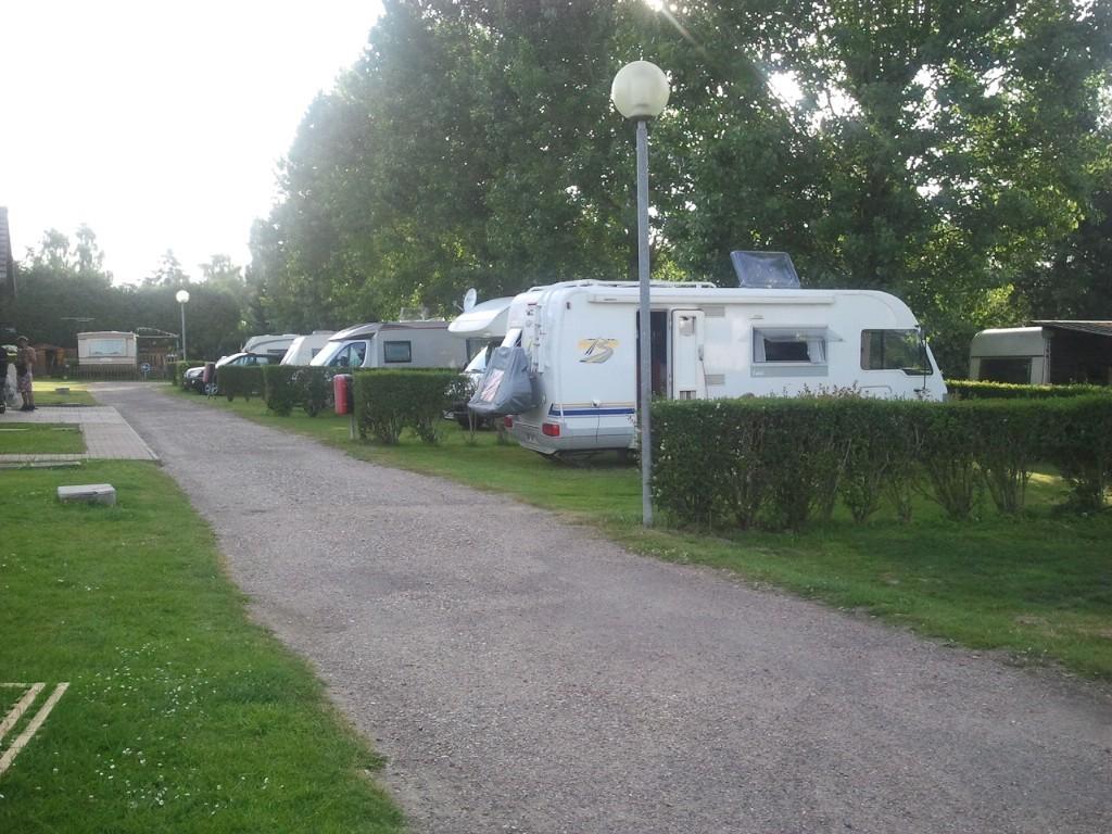 le camping à du  succès