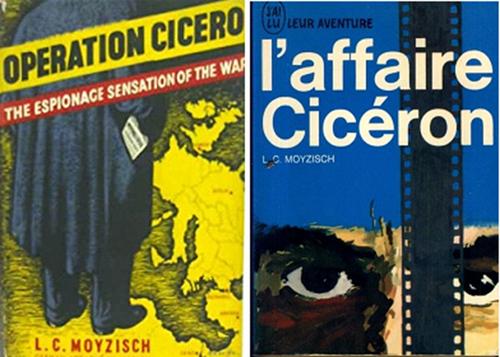 L'affaire Cicéron, Five fingers, Joseph L. Mankiewicz, 1952