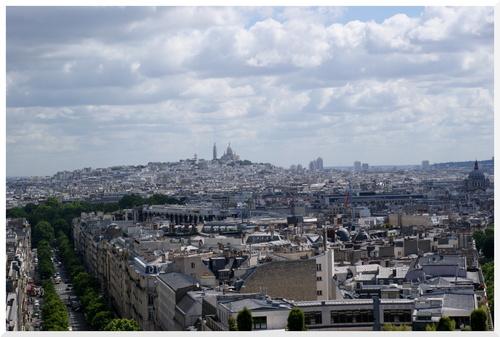 12.Visiter Paris Arc-de-Triomphe