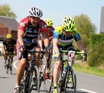 1er Grand Prix cycliste UFOLEP de Maroilles ( 1ère, 3ème cat, féminines )