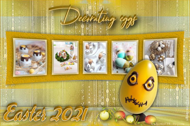 *** Easter 2021 ***