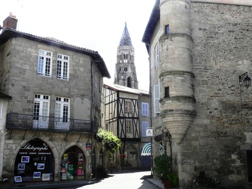 Saint-Léonard de Noblat en Limousin (photos)