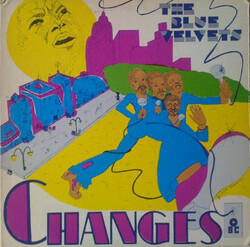 The Blue Velvets - Changes - Complete LP