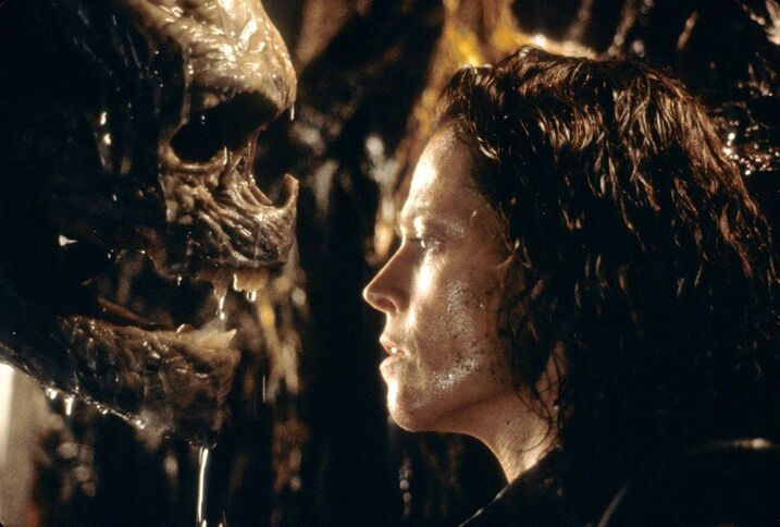 ALIEN 4 LA RESURRECTION