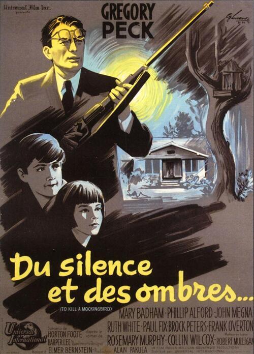 COLLEGE AU CINEMA.DU SILENCE ET DES OMBRES