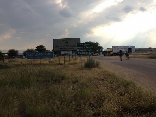 Windhoek...
