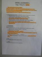 """Cinquième exposé """"Le renard"""" (2)"""