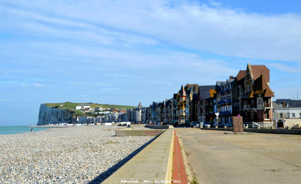 Mers-les-Bains - Somme