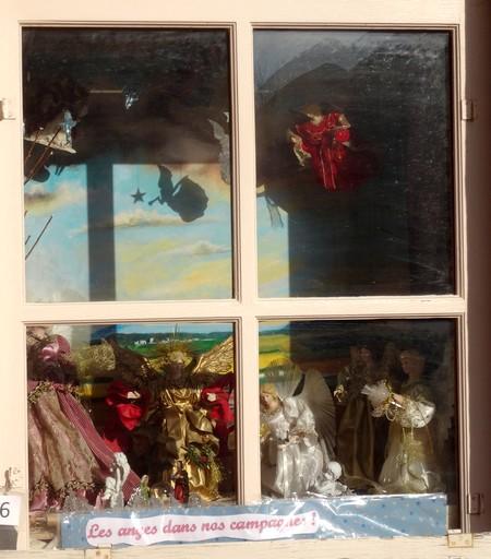 Crèches 2014 à Flavigny sur Ozerain