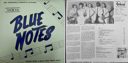 THE MERCED BLUE NOTES