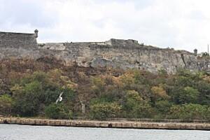 Cuba-La Havane(34) fortifications