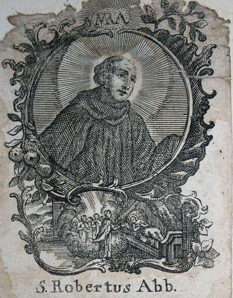 Molesme au temps de Saint Robert..