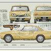 Reliant Scimitar GT Coupé SE4a 3 Litre V6 1966