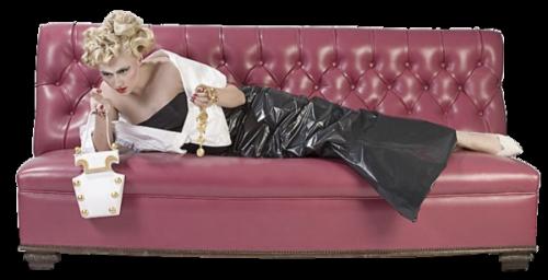 Tube nők fekvő-ülő kép 2